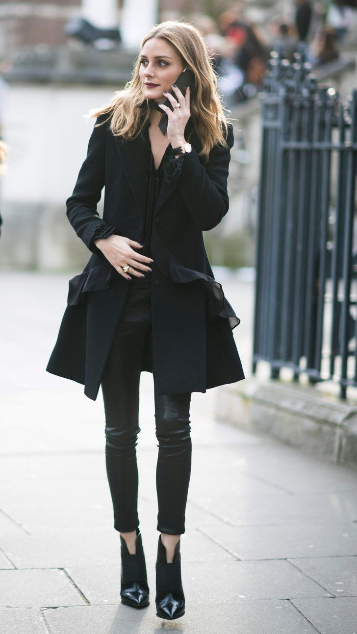 Olivia Palermo Is the Highlight of London Fashion Week