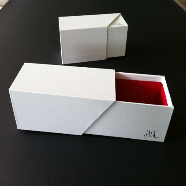 Source Cardboard Shoe Box Sliding Drawers Paper Pack Box