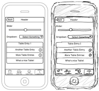 9 free to use wireframing tools - Mobile Mockup Tools
