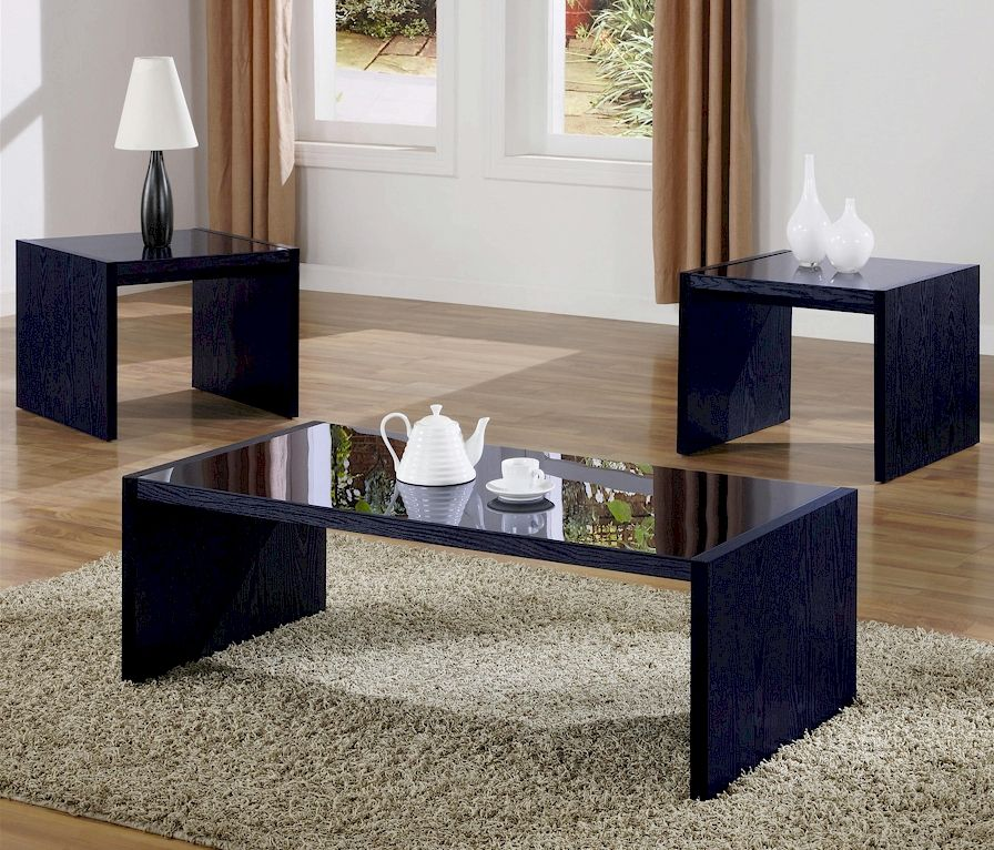 Coffee Tables And End Tables At Aaron S Modern Glass Coffee