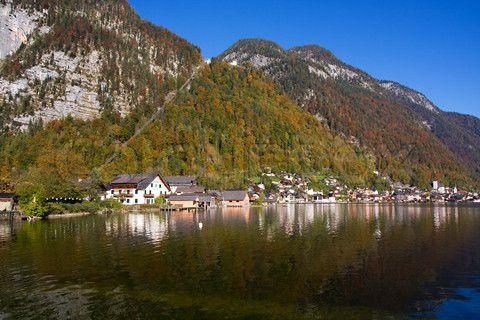 'Hallstatt village is UNESCO World Heritage Site for Cultural Heritage'