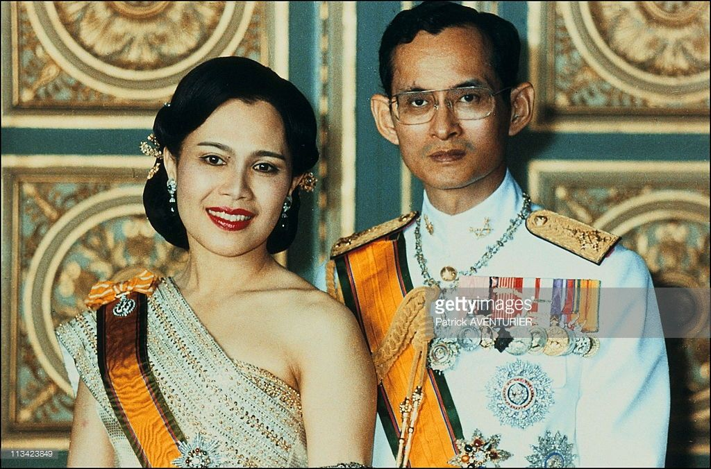 Thai Royal Family Thai Royal Family King Bhumibol Adulyadej King Bhumibol