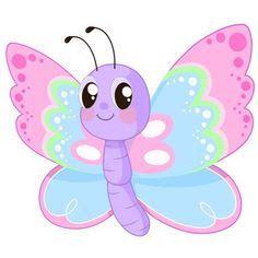 Resultado De Imagen Para Mariposas Animadas Infantiles Rosadas Dibujos De Mariposas Infantiles Mariposas Infantiles Como Dibujar Mariposas