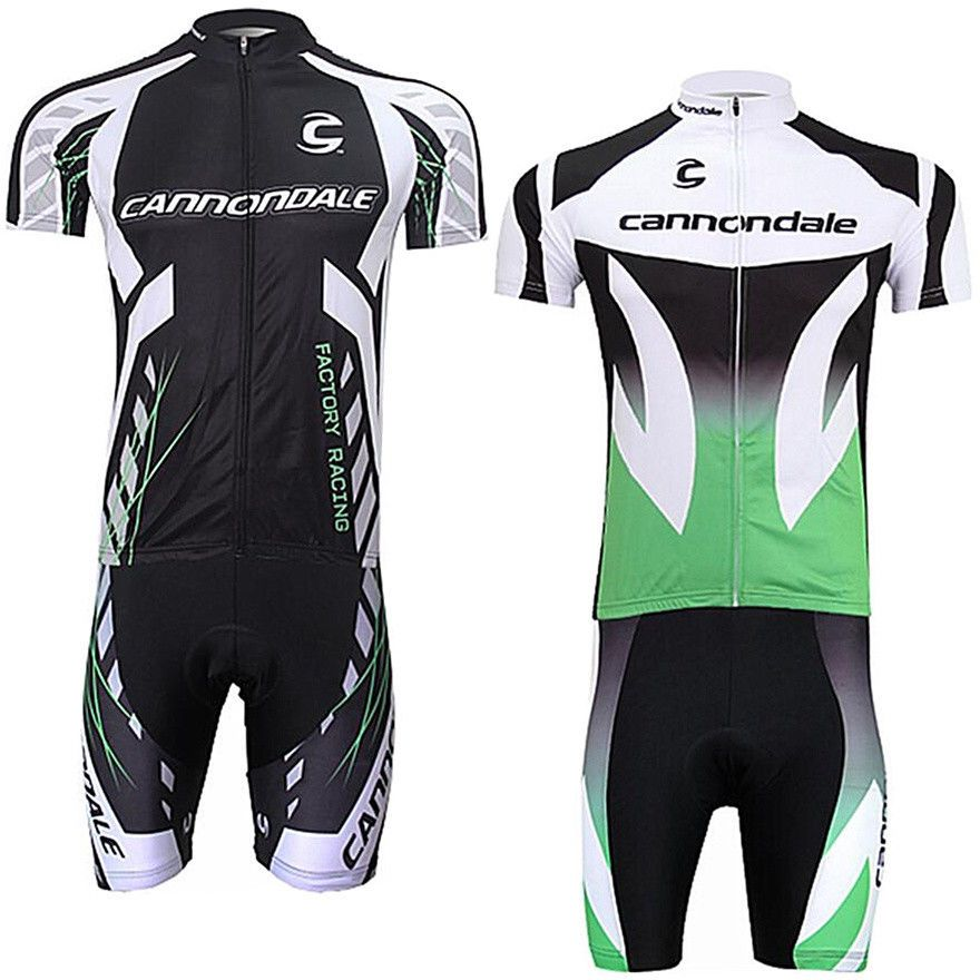 Bicycle Team Clothing Gel Padded Shorts Cycling Sets Outdoor sports Bike Suit UK