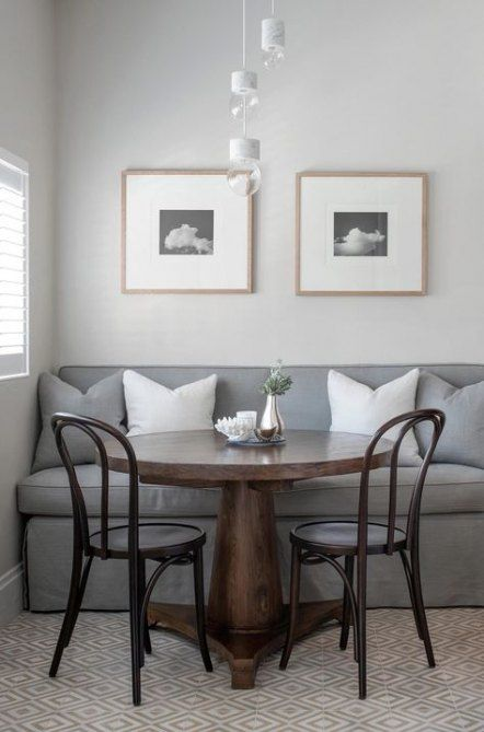 Breakfast Nook Couch Family Rooms 20