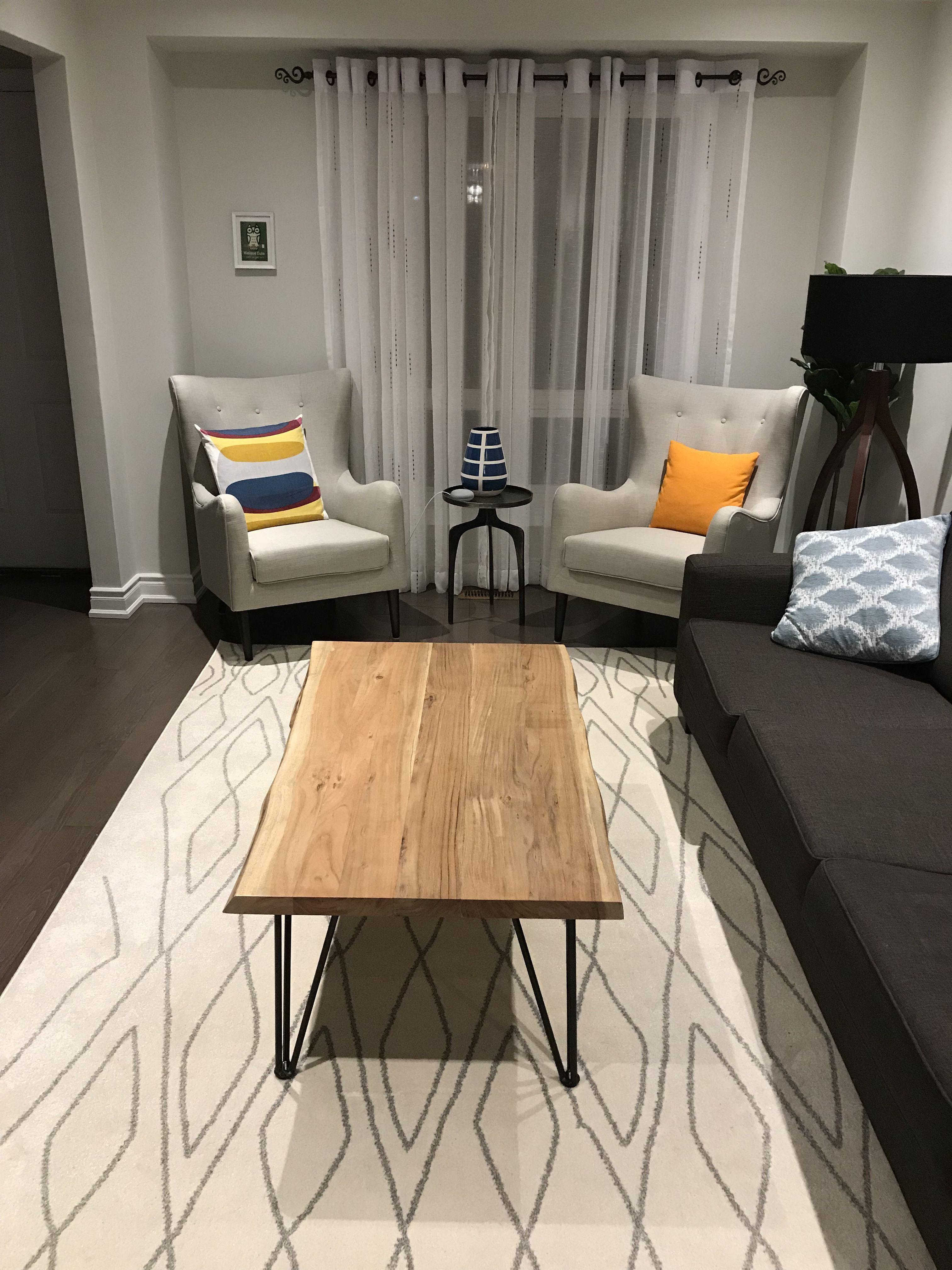 Structube Reno Coffee Table Decor Living Room Home Decor [ 4032 x 3024 Pixel ]