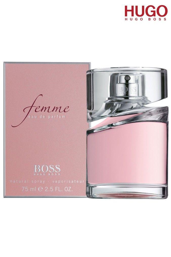 Womens Boss Femme Eau De Parfum 75ml Nude In 2019 Parfümler