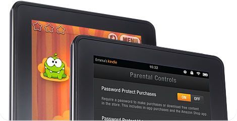 Kindle Fire Full Color 7 Multi Touch Display With Wi Fi More Than A Tablet Kindle Fire Popular Apps Words With Friends