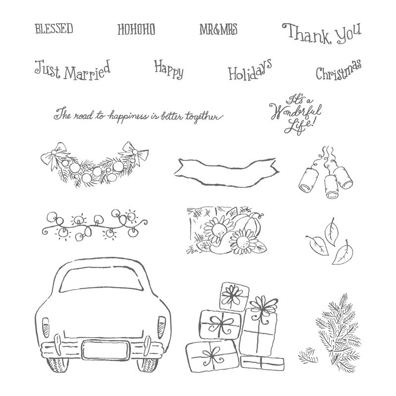Wonderful Life Photopolymer Stamp Set by Stampin' Up! | Its a ...