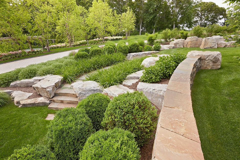 Edmund Hollander Landscape Architects | Award-Winning On The Bluff