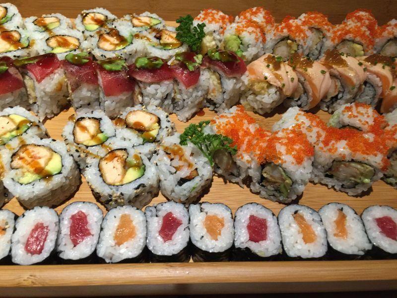 Kaguya Hime Barcelona Japanese Restaurant Sushi Bar Bcn