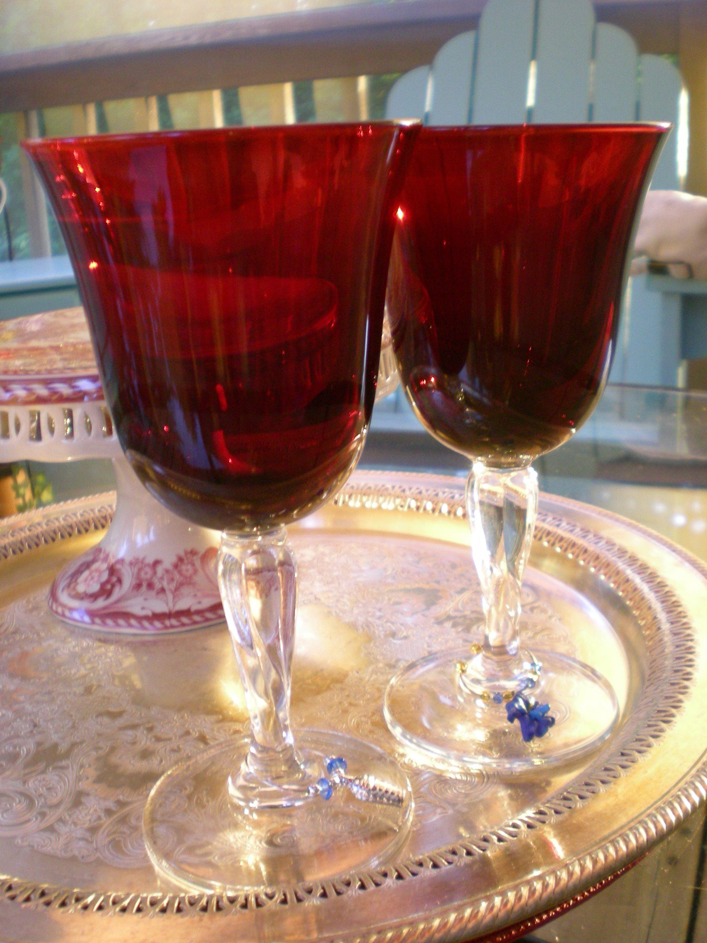 Red Wine Glasses Red Wine Glasses Wine Glasses Wine