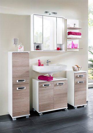 Spar-Set Badserie »Cadiz« (4-tlg) im Online Shop von QUELLE - badezimmer quelle