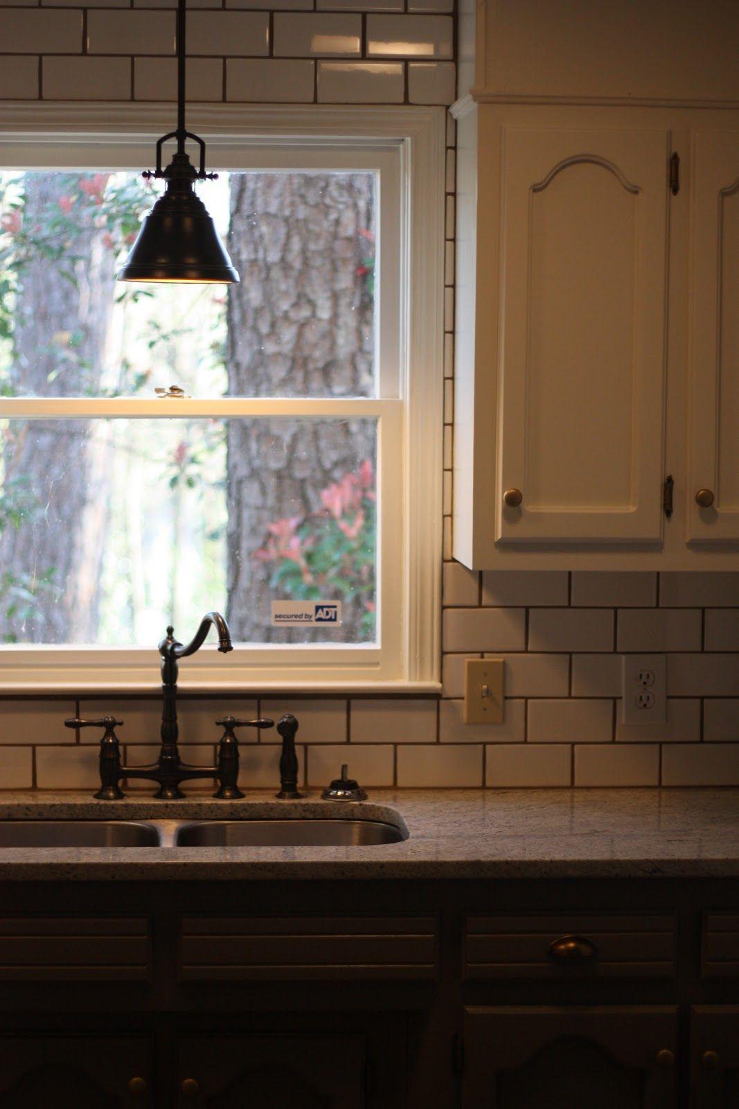 Hanging Lantern Above Sink Google Search Kitchen Sink Lighting