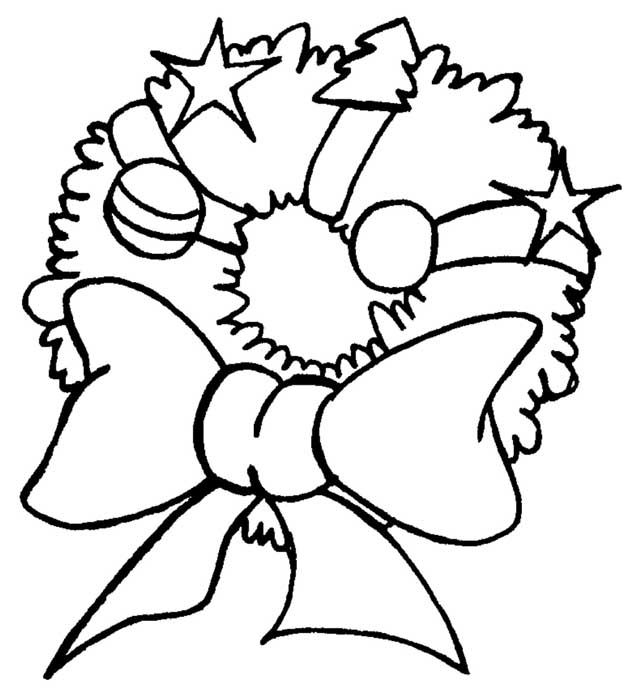 Printable Christmas Coloring Book Pages