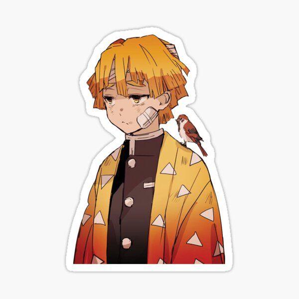 Kimetsu No Yaiba Stickers