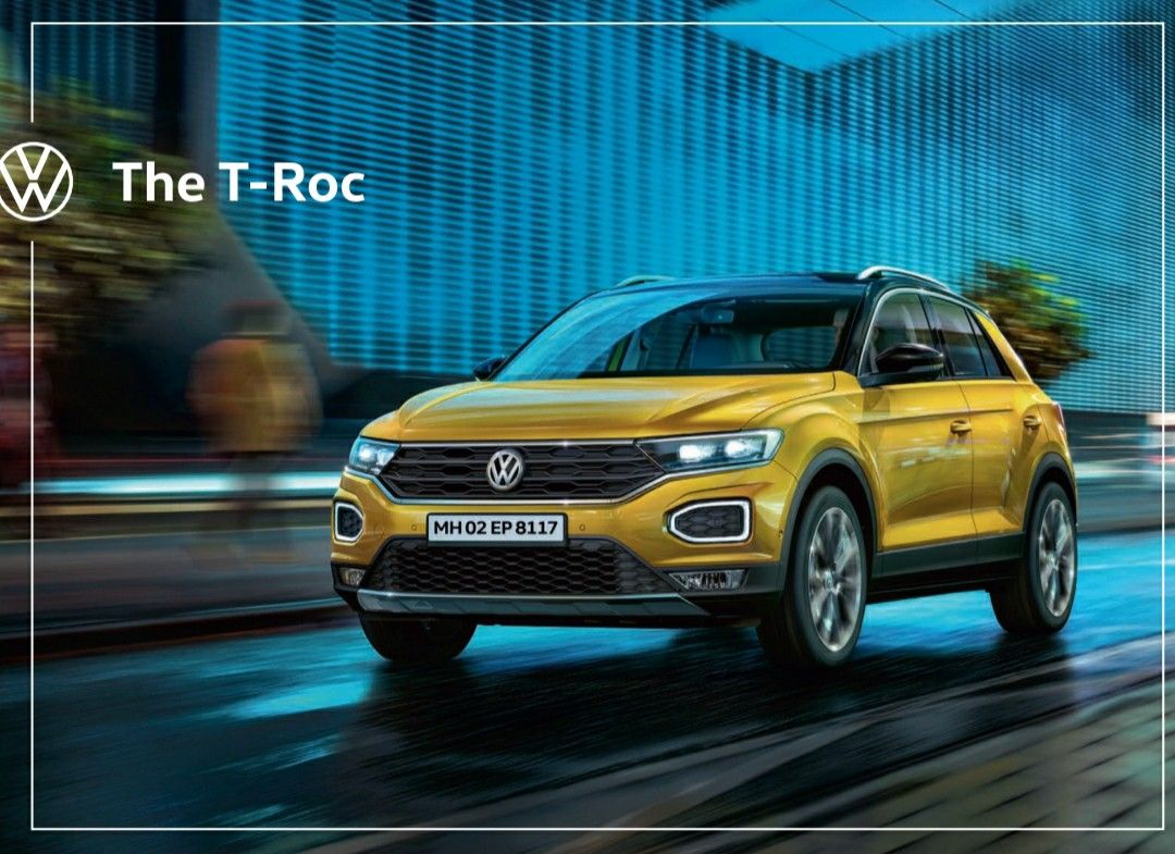 Volkswagen Has Sold The First Batch Of T Roc In 2020 Volkswagen Tire Pressure Monitoring System Infotainment System
