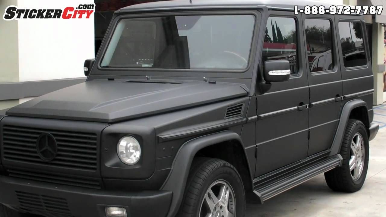Mercedes benz 280 ge swb w460 1979 01 1990 pictures to pin - Mercedes G Class Matte Black Google Search