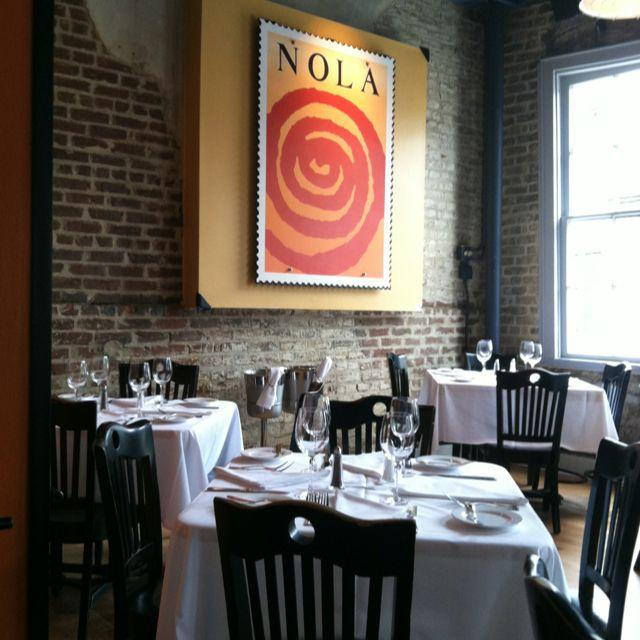 Emeril Lagasse S Nola Restaurant New Orleans My Son