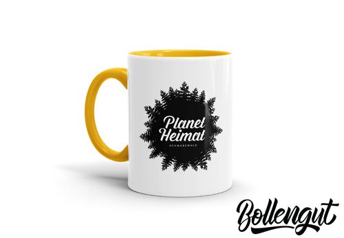Planet Schwarzwald schwarzwald tasse planet heimat http bollengut de project
