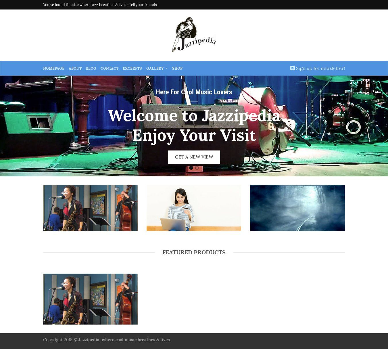 Flatsome wordpress template by UX-Themes - jazzipedia.com ...