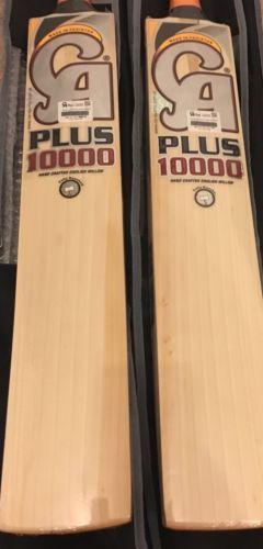 88d479eae Ca plus 10000  cricket bat english  willow grade a sh 2.6-2.9 lbs