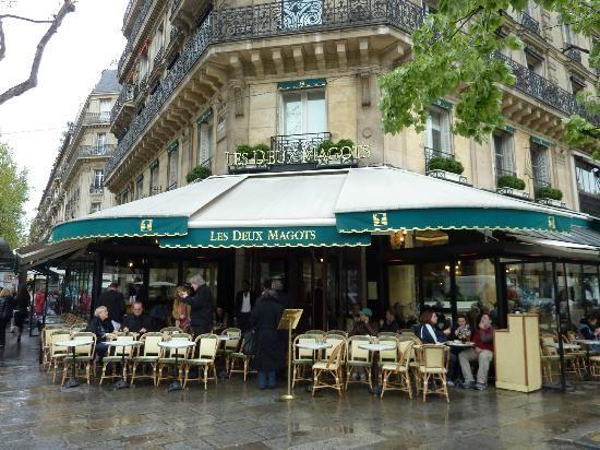 Cafe Les Deux Magots, Paris - Reviews, Phone Number & Photos