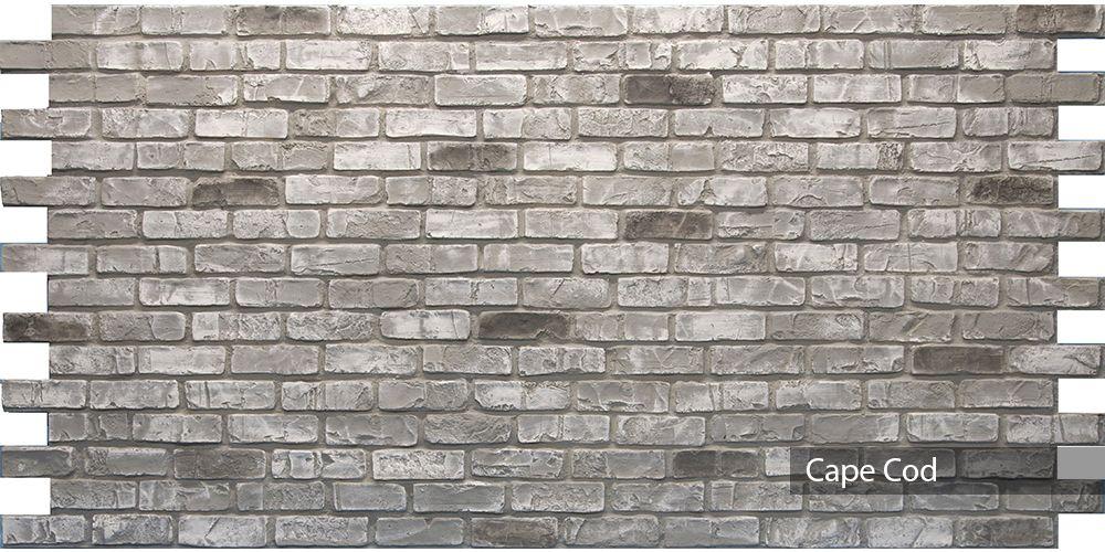 Used Brick Interior 4x8 Dp2400 Brick Paneling Faux Brick