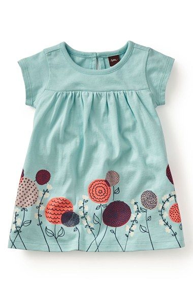 Photo of Tea Collection 'Lora' Print Dress (Baby Girls) | Nordstrom