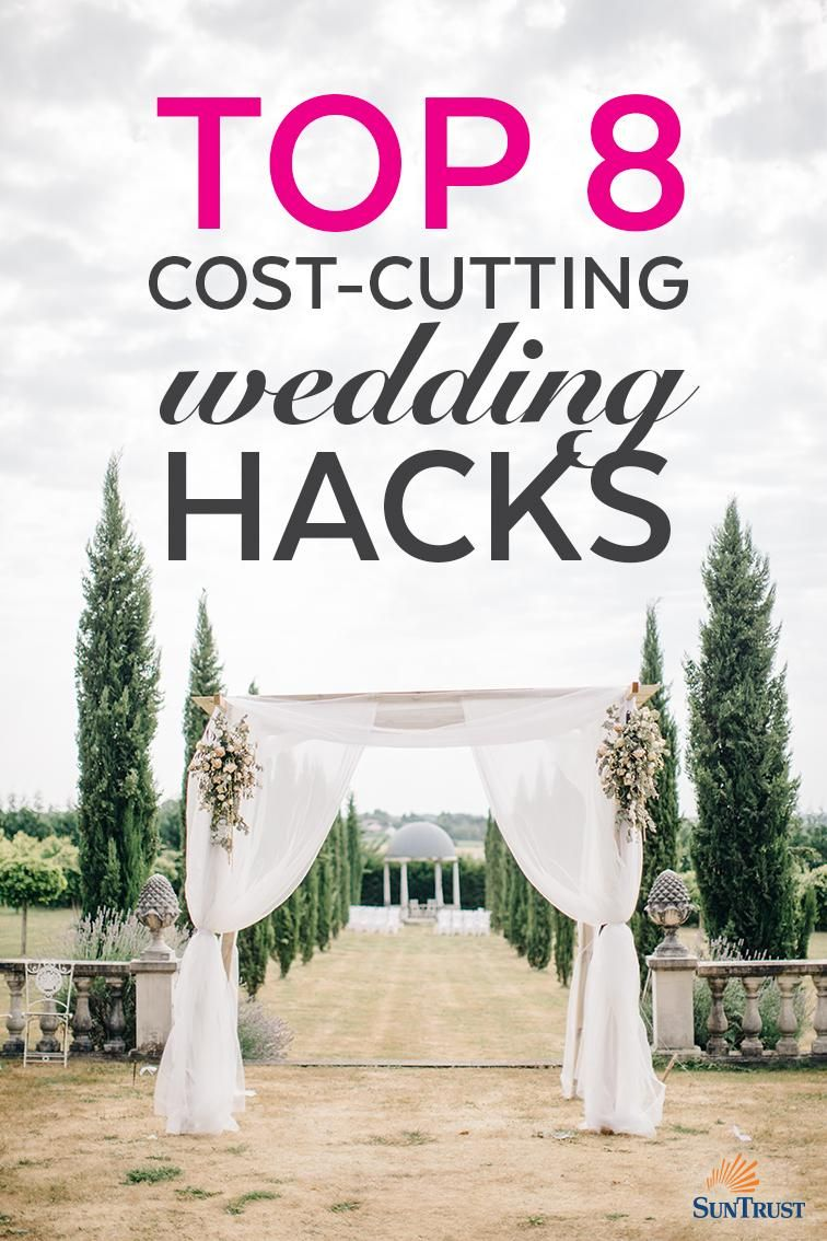 8 Newlyweds Reveal My Ultimate Cost Cutting Wedding Hack