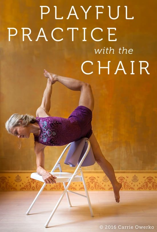Watch Playful Practice With The Chair Sequence 1 Space Online Vimeo On Demand Chair Pose Yoga Yoga Postures Advanced Yoga