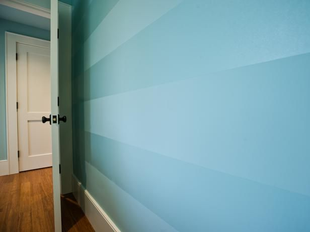 For stripes: same color but semi gloss over matte  HGTV Dream Home 2013: Twin Suite Bedroom Pictures : Dreamhome : HGTV