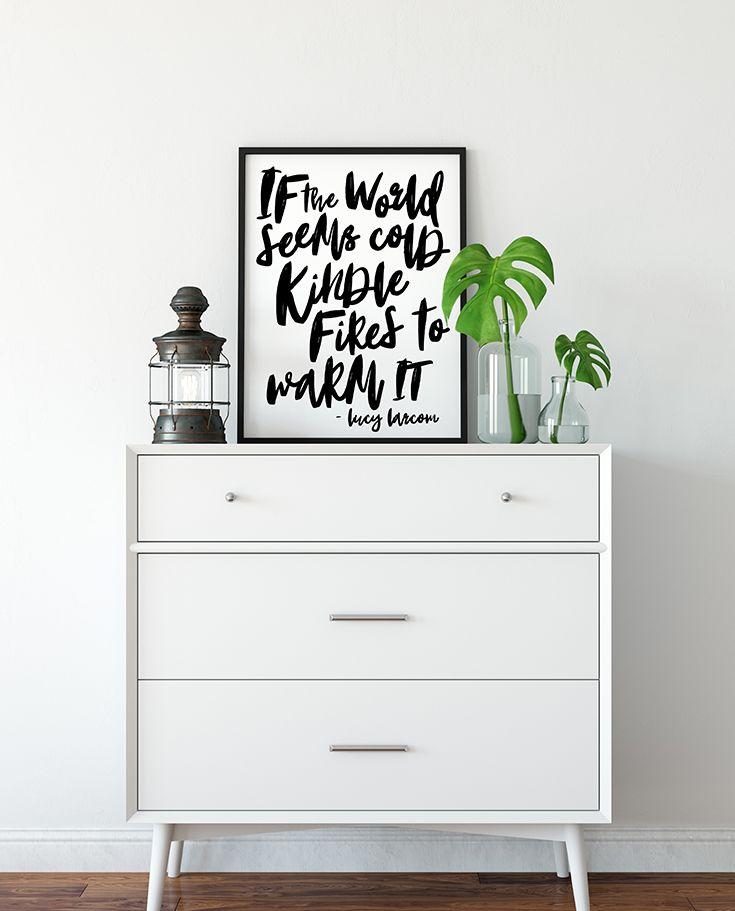 New Inspiring Office Art