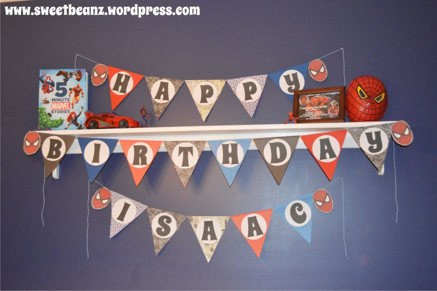 DIY Pennant Banner Template for Your Next Party! MN\u0027s 2nd