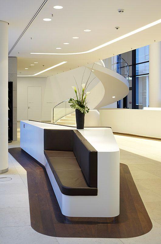 Lichtplaner Lichtplanung für höchste Ansprüche Lichtwirkung Architektur * ICADE Premier Haus 1, München * TROPP LIGHTING DESIGN * Lichtplanung für Architektur
