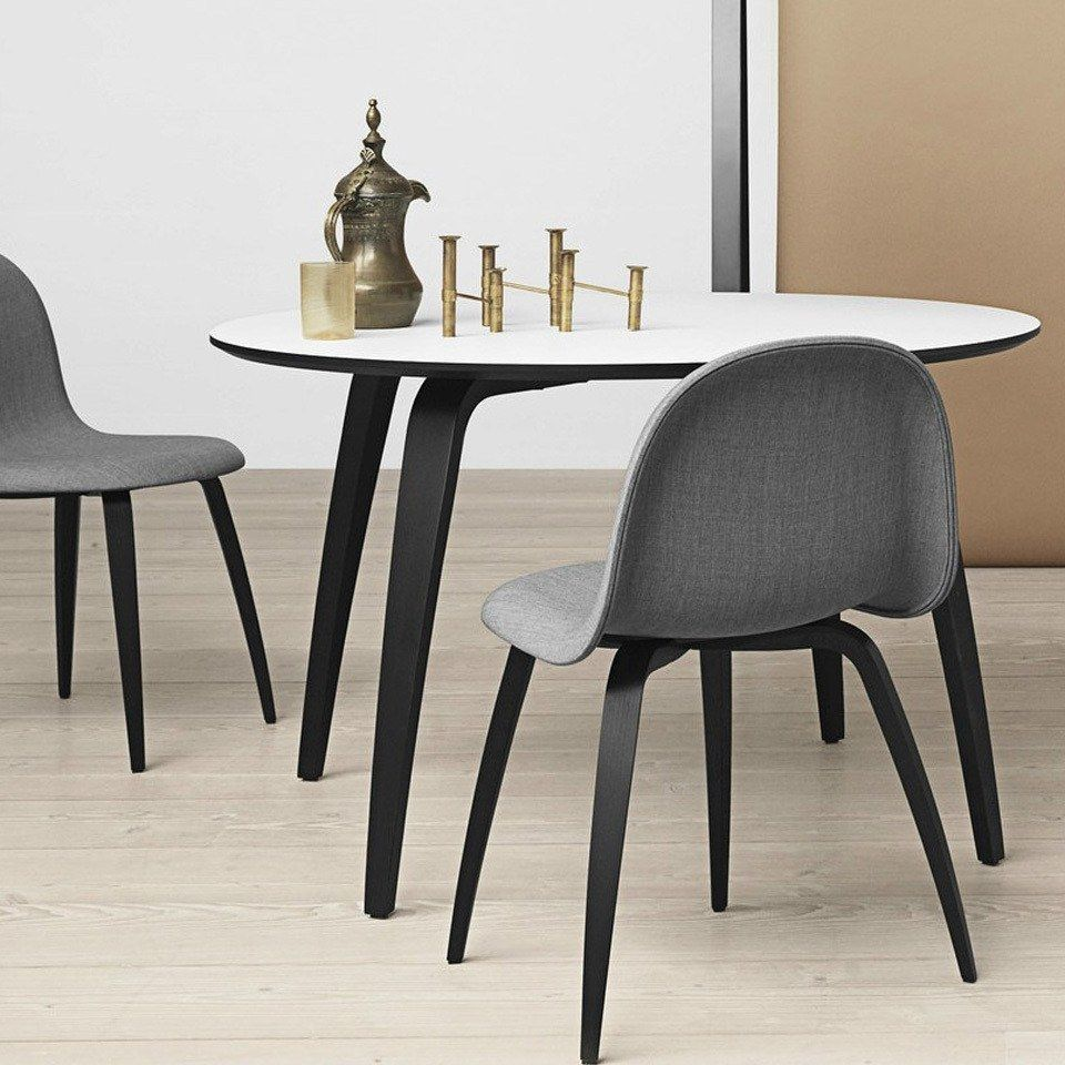 Products Pasnormal Gubi Dining Table Dining Table Round