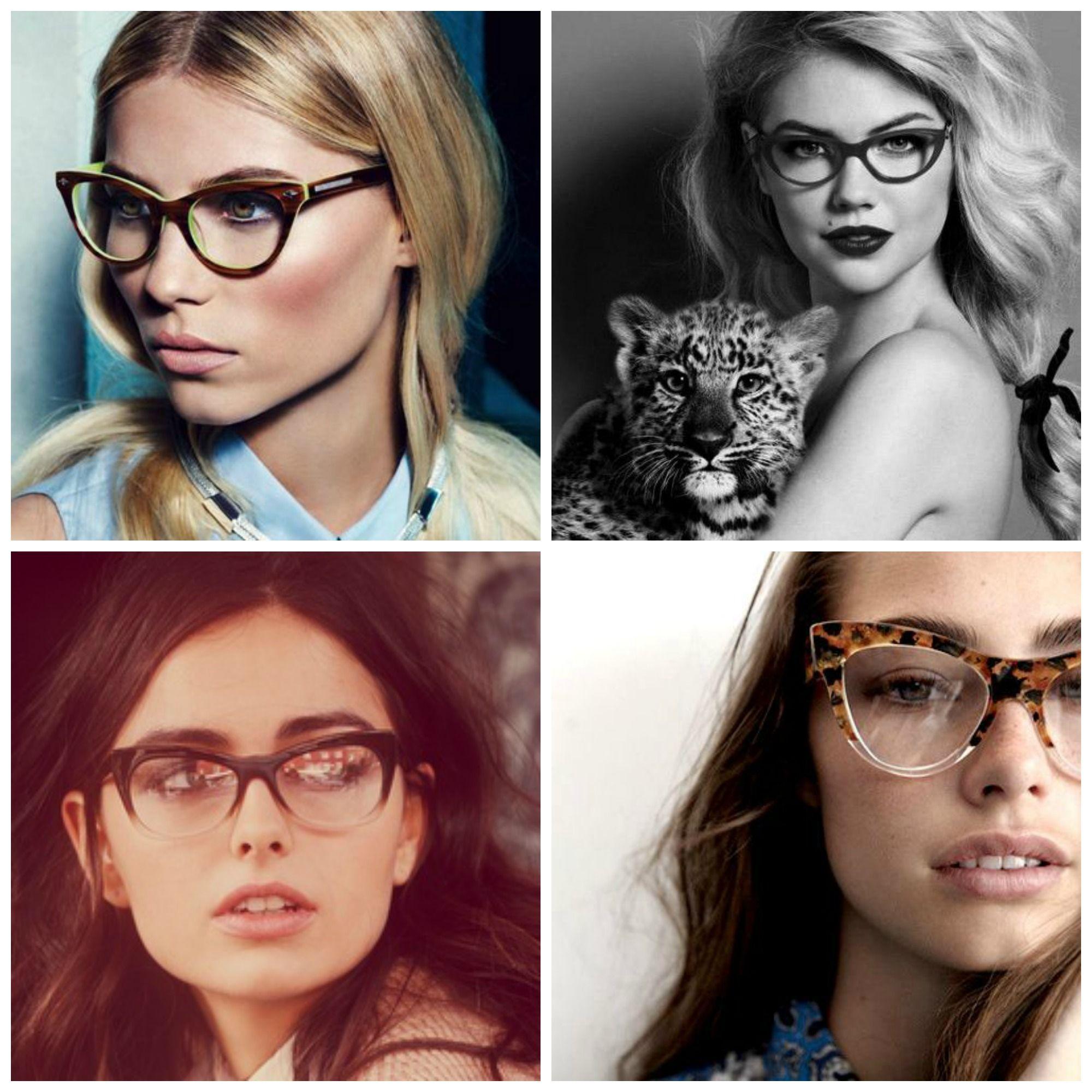 gafas graduadas de moda gafas gatunas | monturas de gafas ...