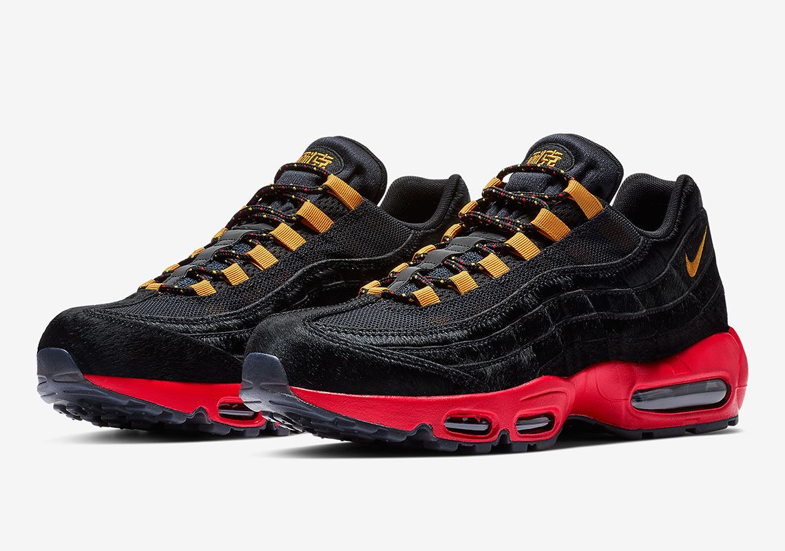 798c24c2ad Nike Air Max 95 Habanero Red AT2865-600 Release Date - SBD | Fire shoes | Nike  air max, Air max 95, Air max sneakers