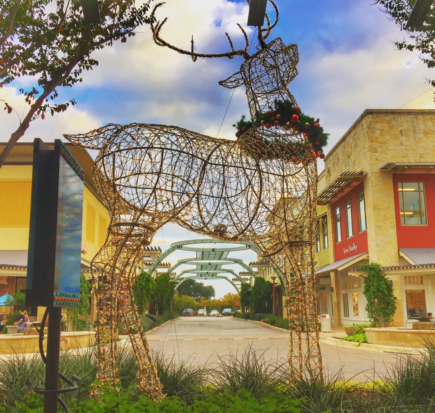 The Shops at La Cantera Texas hill country