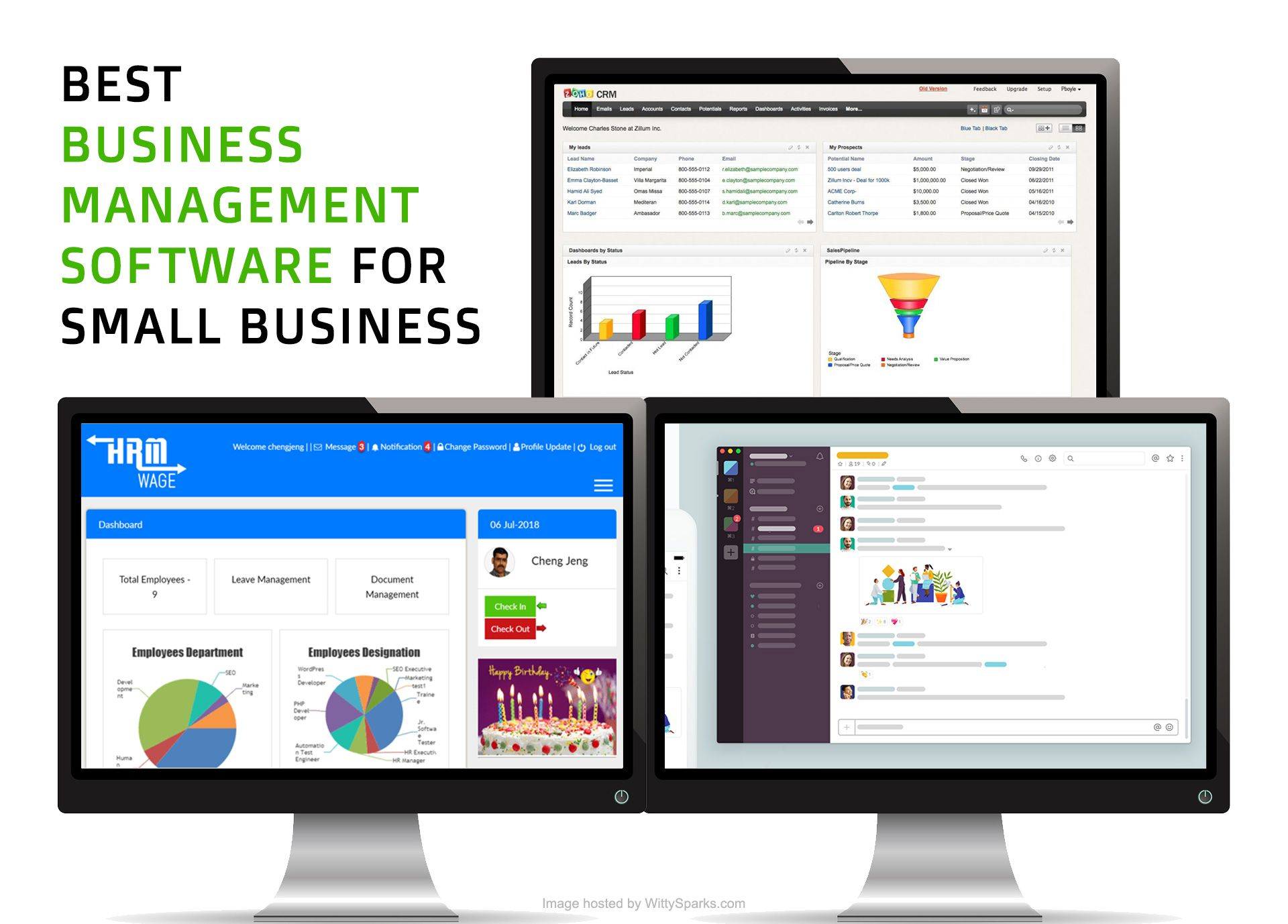 Best Business Management Software for Small Business