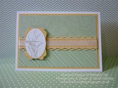 Creative Elements and Simply sketched with stylish stripes embossing folder.