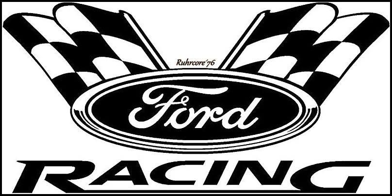 Ford Motorsport Logo Retro Logos Adesivos