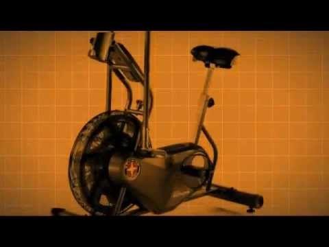Schwinn Ad6 Airdyne Exercise Bike Black Review 2014 Biking