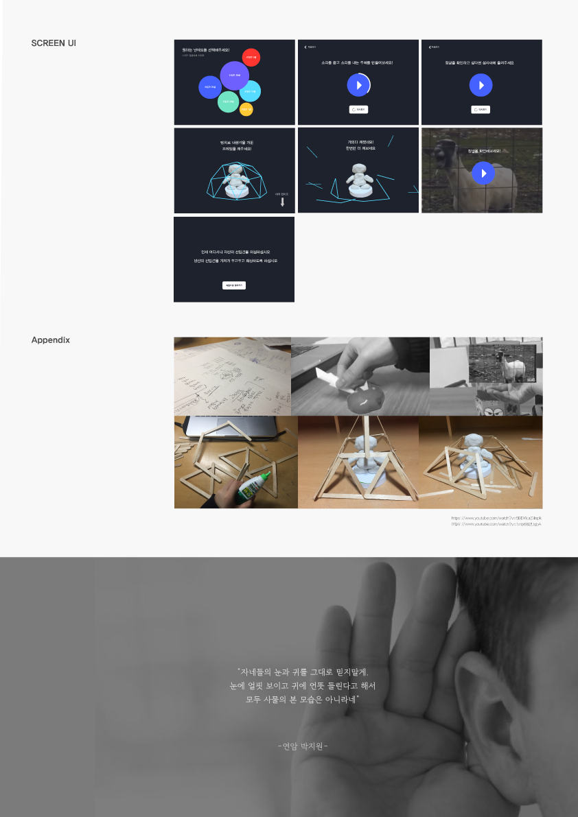 Kim Yu Hwa Get Rid Of Prejudice Information Visualization Class 2018 Major In Digital Media Design Hicoda Hicoda Hongik Ac Kr 이미지 포함