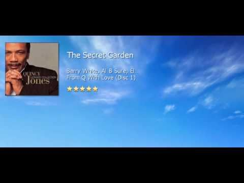 ▶ The Secret Garden (HQ) Ft. Barry White, Al B Sure, El DeBarge, James Ingram (Quincy Jones) Prod. - YouTube