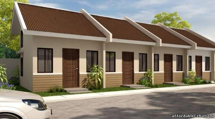 20758831 Jpg 700 388 Row House Design Philippines House Design Affordable House Design