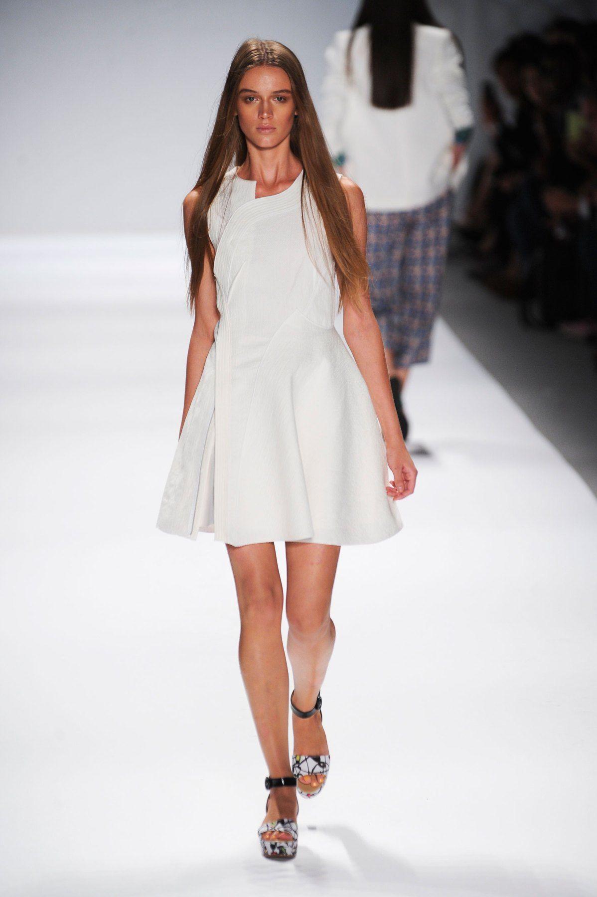 Vivienne Tam | Nova York | Verão 2014 RTW