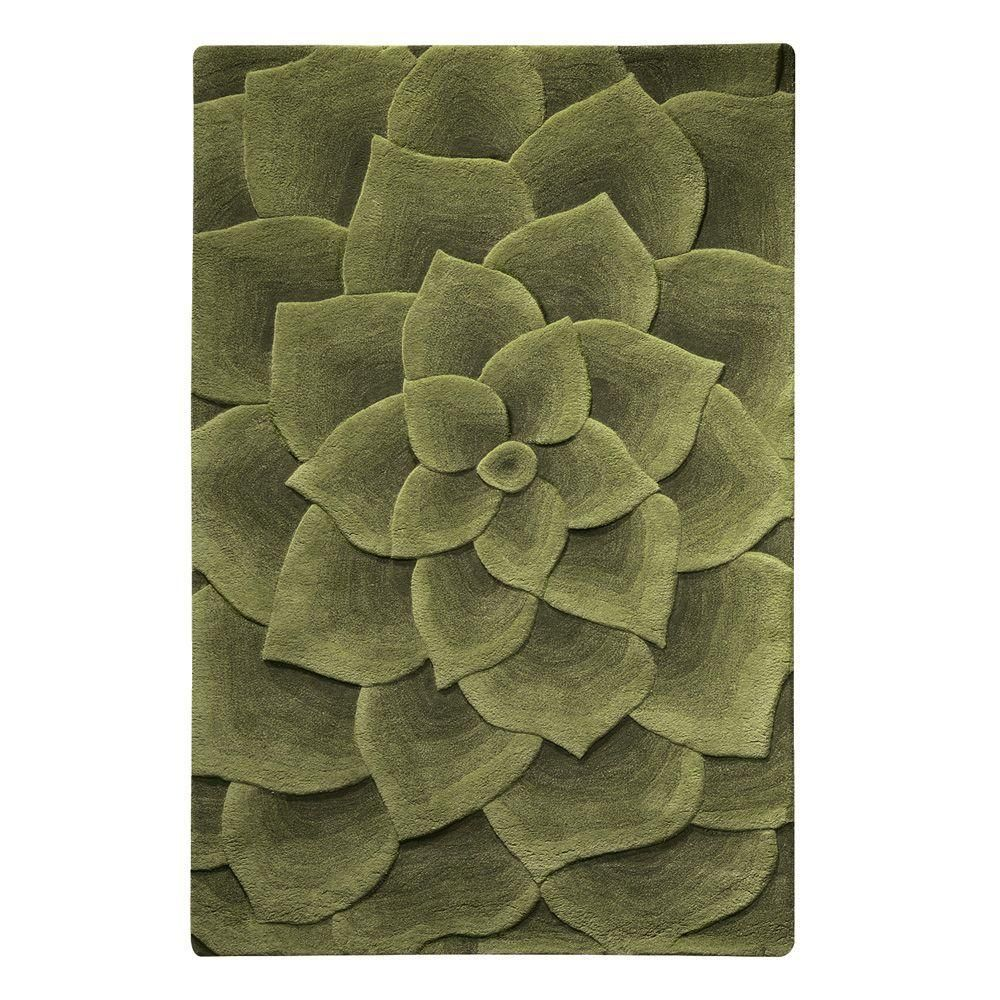 Home Decorators Collection Corolla Green 10 Ft X 14 Ft