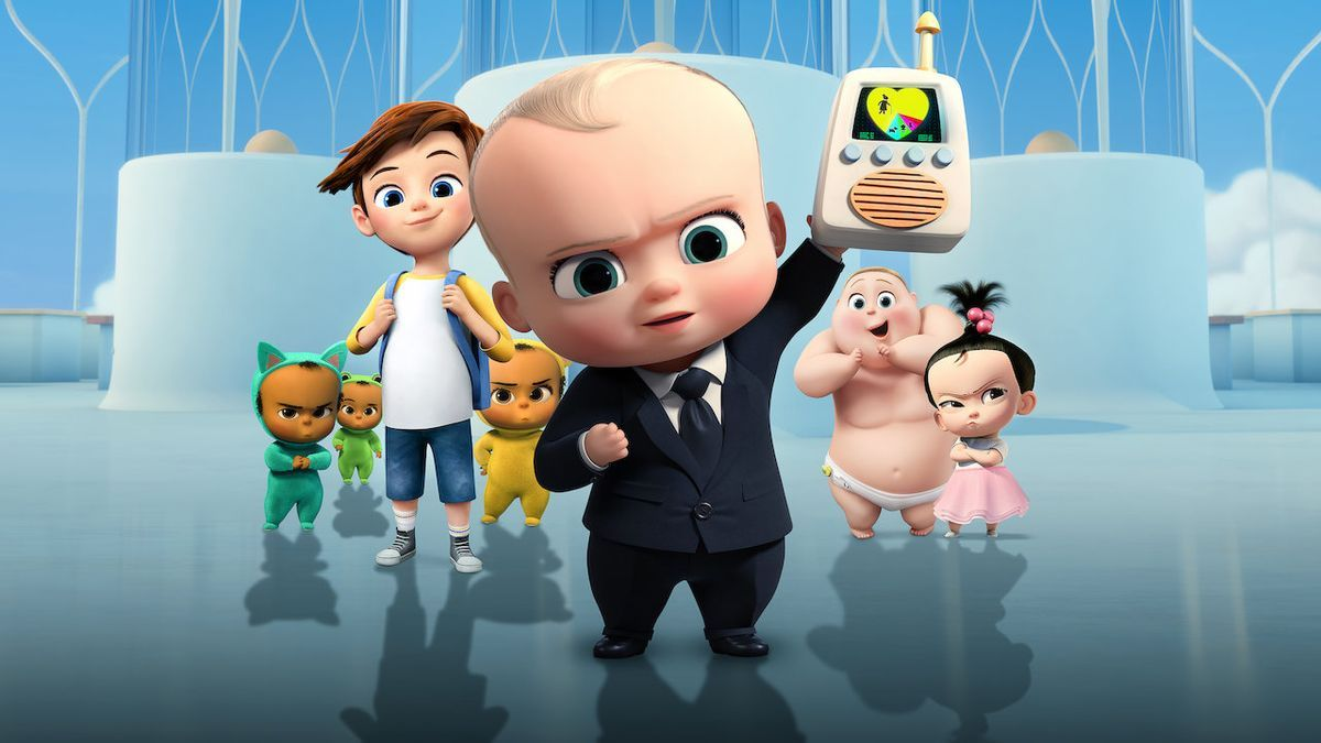 Netflix Boosts Bet On Interactive Tv With Wave Of New Kids Shows Boss Baby Kids Shows Baby Products 2017