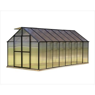 Rion Sun Room 8 Ft X 14 Ft Clear Greenhouse 702133 The Home